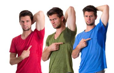 sweat stains shirts
