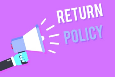 return goods policy