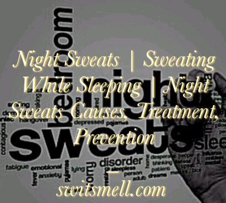 night sweat