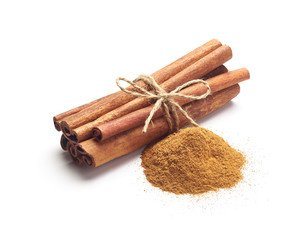 Cinnamon for improving body odor