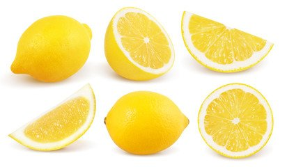 Lemon for improving body odor