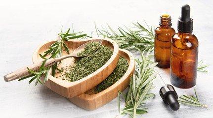 rosemary essential oils for body odor