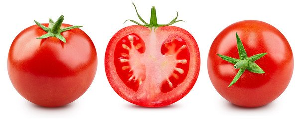 Tomatoes for improving body odor