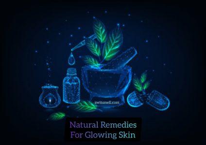 glowing skin home care