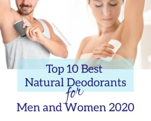 best natural deodorant for men and women 87665